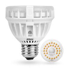 More details for 10w=100w led grow light bulb greenhouse veg garden flower plant growing lamp uk