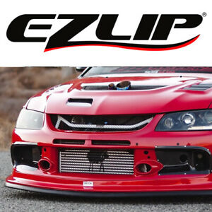 EZ Lip Bumper Lip Splitter Air Dam for MAZDA MITSUBISHI