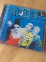 Aqua - Aquarium - U.K. CD album 1997