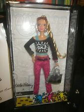 Barbie Loves Pop Artist Keith Haring With Limited Sketch Nrfb!