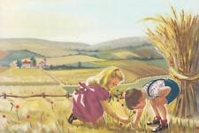 A4475 BANCA NAZIONALE DELL'AGRICOLTURA PAGA I CONFERIMENTI DI GRANO AGLI AMMASSI