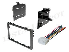 ★ HONDA ACURA CAR RADIO STEREO INSTALLATION DOUBLE DIN DASH KIT & WIRE HARNESS ★