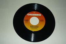 "MARVIN GAYE - (Sexual) Healing - 1982 US CBS 2-track 7"""