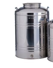 100 litre Stainless steel tank / container - olive oil, wine etc. Uk dispatch
