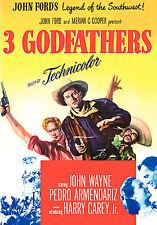 3 Godfathers (DVD, 2006)