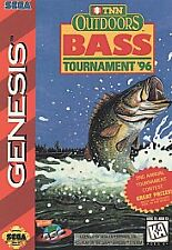 TNN Outdoors Bass Tournament '96 (Sega Genesis) game