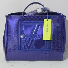 Borsa Versace Jeans E1VLBBA1 azzurro tracolla bag bauletto donna a mano spalla