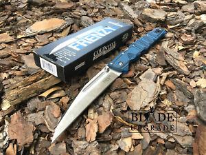 Cold Steel Frenzy Lockback Satin Finish Wharncliffe Blade Folding Knife 62P2A
