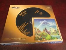 ASIA ALPHA AUDIO FIDELITY OUT OF PRINT AUDIOPHILE LIMITED EDITION SACD HYBRID