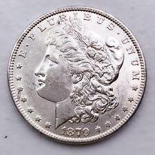1879 Au Morgan Silver Dollar 90% Silver $1 Coin Us #Oc47