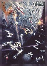 Star Wars 40th Anniversary Base Card #150 Star Wars Soundtrack Pack-in Poster