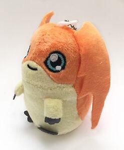 Banpresto Digimon Adventure Cute 4'' Mascot Keychain Plush ~ Patamon DG11