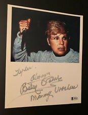 Betsy Palmer Signed 8x10 Photo Friday The 13th Mommy Voorhees Beckett BAS Jason