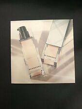 Burberry Fresh Glow Luminous Fluid Base Nude Radiance No.01 1.5 ml sample New