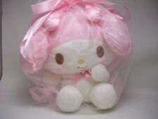 My Melody x Liz Lisa 40th drawn lot item special prize plush rare limited Sanrio