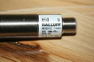 Balluff BOS01TZ  Photoelectirc Sensor BOS 18M-ID25-S4