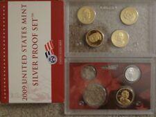 2009 Presidentian Proof Set plus Native American Dollar and Nickel proof.