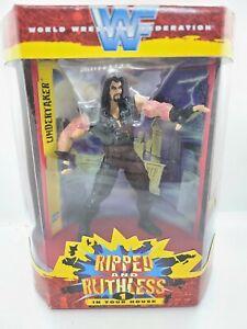 Jakks Pacific 1997 WWF Ripped And Ruthless Undertaker  New