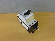 Cutler-Hammer A307NN Manuall Motor Starter Coil 24VDC 1.8-2.5A Trip C320WC27