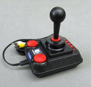 Commodore C64 DTV Joystick - 30 Spiele und Sonderfunktionen - Top-Zustand !