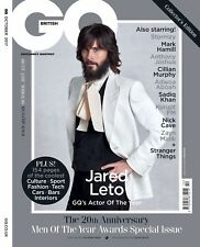 GQ Magazine Issue Oct 2016 19th Men of The Year Awards Anthony Joshua Cover