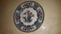 ANTIQUE TURNER & TOMKINSON (T&T) TURNSTAL PEEL DINNER PLATE 10 1/2 INCHES