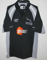 Vintage Newcastle Falkons rugby shirt Cotton Traders size M