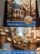 Dag van de Munt Offizieller Kursmünzensatz 2003 Niederlande