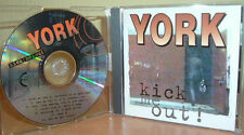 YORK - Kick me out  (Acid Jazz)  (Jörg Rump - JAZZKANTINE)