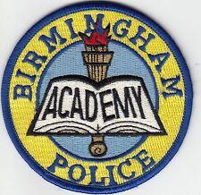 BIRMINGHAM POLICE ACADEMY ALABAMA AL