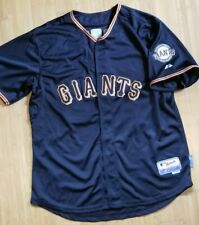 Tim Lincecum San Francisco Giants Majestic Baseball Jersey Sz 48