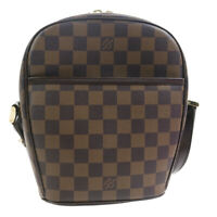 LOUIS VUITTON IPANEMA PM SHOULDER BAG DAMIER AUTHENTIC N51294 VI1012 35742
