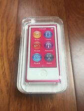 Apple iPod Nano 7th Generation (16GB) Pink NEW