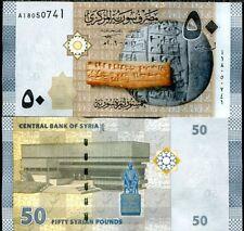 SIRIA - Syria 50 pounds 2010 - FDS - UNC
