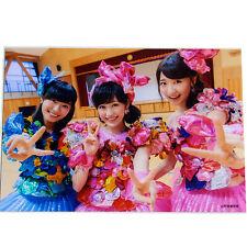 """AKB48 MAYU WATANABE YUKI KASHIWAGI RINO SASHIHARA 2014 """"Kokoro no Placard"""" photo"""