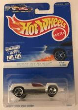 Hot Wheels 1996 White Ice Series SPEED MACHINE * Super Fast Shipping * 15A