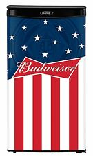 Danby DAR033A1BBUD2 Budweiser 3.3 cu.ft All Refrigerator, Red/White/Blue with