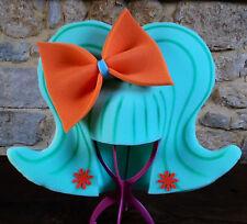 Pelucón de gomaespuma colores bodas, fiestas, foam, espuma, sombreros, gorros