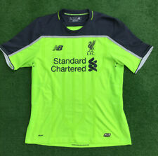LIVERPOOL 2016-17 AWAY FOOTBALL SHIRT Size MEDIUM ADULT