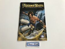 Notice - Prince Of Persia Les Sables Du Temps - Sony PlayStation PS2 - FR