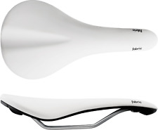 FABRIC Scoop Shallow Elite Saddle FU4500SE03 Komfort Sport Fahrradsattel weiß