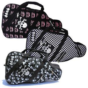 Skull Skeleton Bones Backpack Gym Bag Wallet Clutch Phone Holder - MANY STYLES