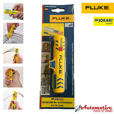 Jokari Secura Spogliarellista Cavo (8-13mm) ELETTRICISTI FILO Stripping strumento Cutter
