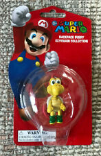 SUPER MARIO BACKPACK BUDDY COLLECTION KOOPA TROOPA 2 INCH KEYCHAIN NEW ON CARD
