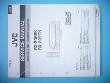 instrucciones Manual de servicio para JVC ,ORIGINAL