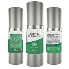 Retinol Moisturizer Night cream reduces wrinkles and fine lines plumps skin 50ml