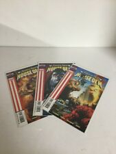 Fantastic Four House Of M 1 2 3 Lot Set Run Nm Near Mint Marvel