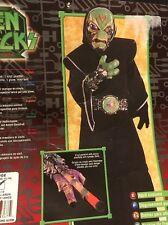 Cyborg Alien Costume Boy L(12-14)