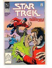 Star Trek, #8, Not Sweeney!, DC, May 1990, DC, near mint:  boarded & bagged