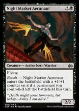 Night Market Aeronaut NM  X4 Aether Revolt Black Common MTG